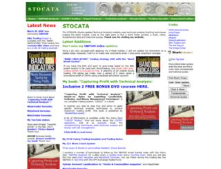 stocata.org screenshot