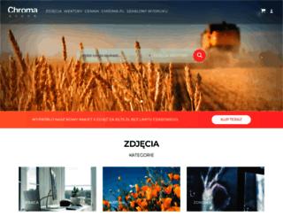 stock.chroma.pl screenshot