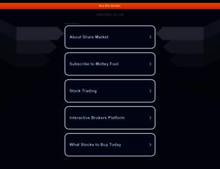 stock2u.co.uk screenshot
