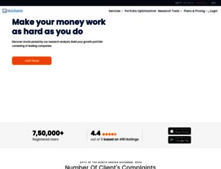 stockaxis.com screenshot