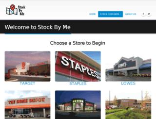 stockbyme.com screenshot