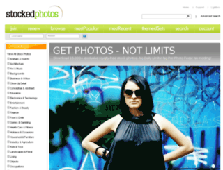 stockedphotos.com screenshot