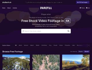 stockfootageforfree.com screenshot