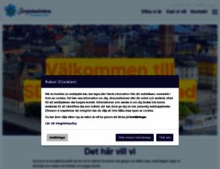 stockholmsstad.sverigedemokraterna.se screenshot