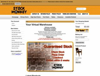 stockmonkey.co.uk screenshot