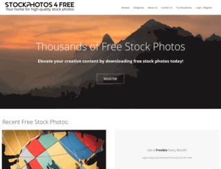 stockphotosforfree.com screenshot