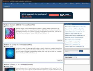 stockroomsdownload.info screenshot