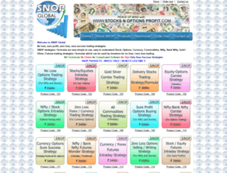 stocksnoptionsprofit.com screenshot