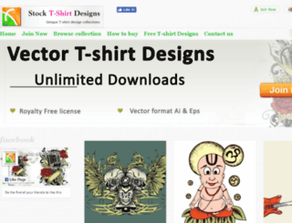 stockt-shirtdesigns.com screenshot