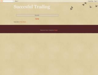 stocktradinginsights.blogspot.com screenshot