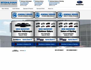 stohlmanauto.com screenshot