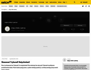 stoje-z-boku-i-patrze.salon24.pl screenshot