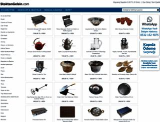 stoktangelsin.com screenshot