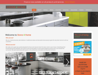 stone4home.com screenshot