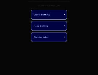 stoneagejeans.com screenshot