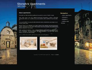 stoneark-apartments.com screenshot
