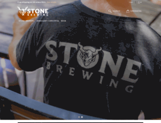 stonecompanystore.com screenshot