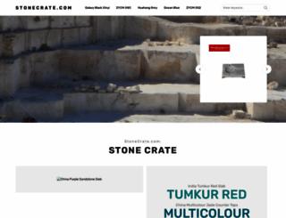 stonecrate.com screenshot