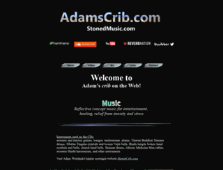stonedmusic.com screenshot