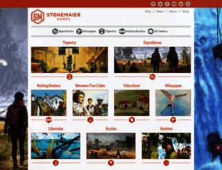 stonemaiergames.com screenshot