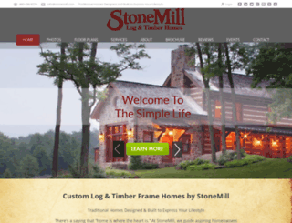 stonemill.com screenshot