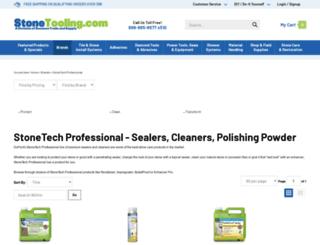 stonetechdirect.com screenshot