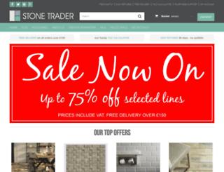 stonetrader.co.uk screenshot