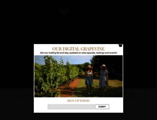 stoningtonvineyards.com screenshot