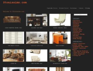 stonissimo.com screenshot
