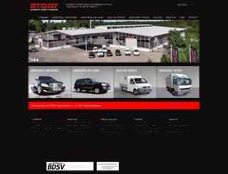 stoof-international.com screenshot