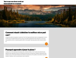 stop-musique.com screenshot