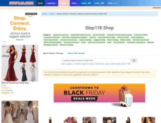 stop118.com screenshot