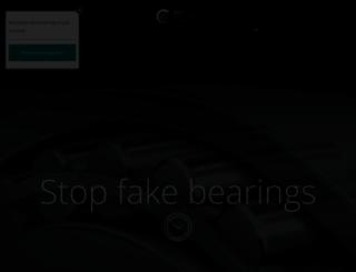 stopfakebearings.com screenshot