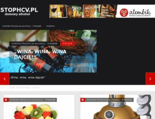 stophcv.pl screenshot