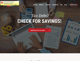 stopirsdebt.com screenshot