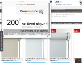 stor-perde-bursa.perdealemi.com screenshot