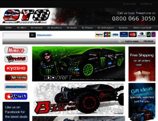 storacingproducts.com screenshot