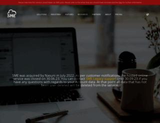 storagemadeeasy.com screenshot