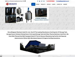 storagetankindia.com screenshot