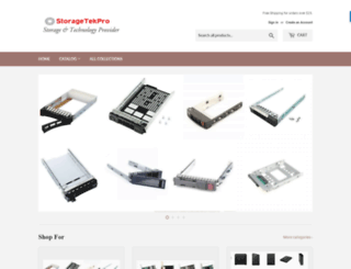 storagetekpro.com screenshot