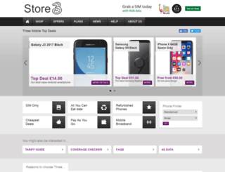 store-3g.co.uk screenshot