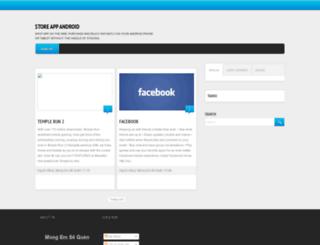 store-app-android.blogspot.com screenshot