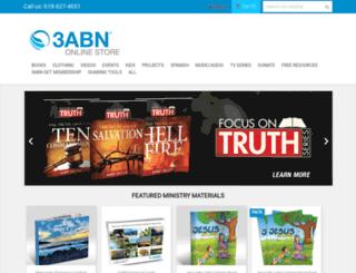 store.3abn.org screenshot