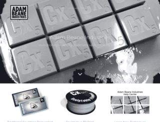 store.adambeaneindustries.com screenshot