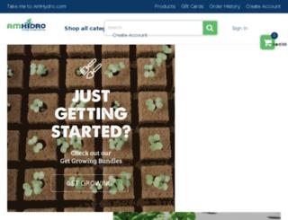 store.americanhydroponics.com screenshot
