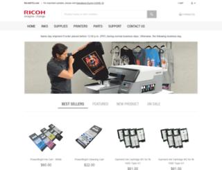 store.anajet.com screenshot