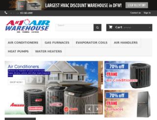 store.anumber1air.com screenshot