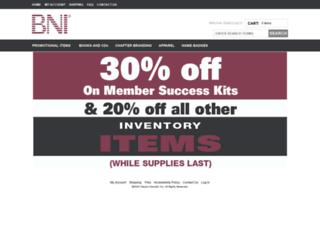 store.bni.com screenshot