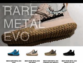 store.brandblack.com screenshot