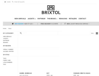 store.brixtol.com screenshot